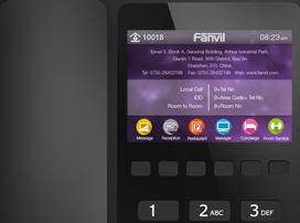 Fanvil Hotel phone H5
