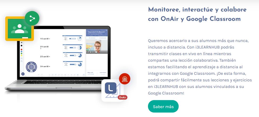 i3 Learnhub OnAir